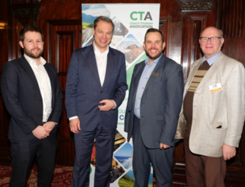 New leadership for Coach Tourism Association