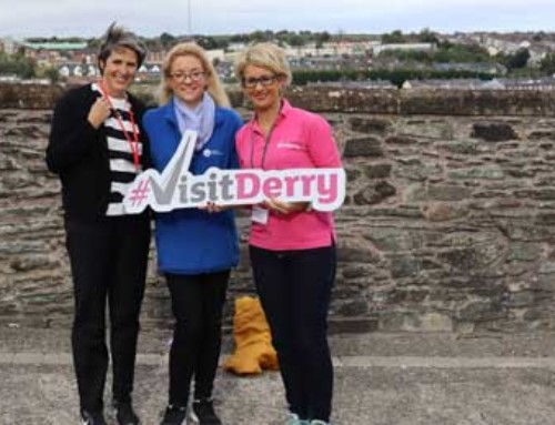 Experiencing the best of Fáilte Ireland on Fam trip