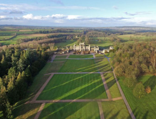 Lowther Castle launches new group tour experience