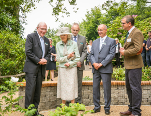 Leeds Castle celebrates 900th anniversary with royal visit
