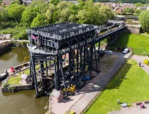 Anderton Boat Lift to mark Heritage Open Days