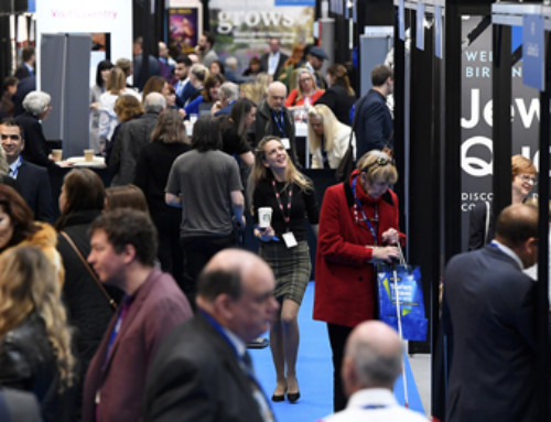 Exhibitor space three quarters sold for BTTS 2020