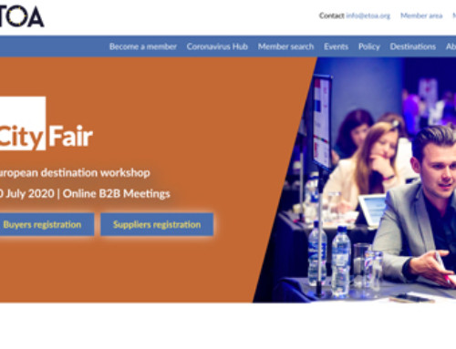 ETOA City Fair goes online for 2020