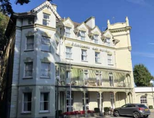 Fishguard coaching hotel on the market