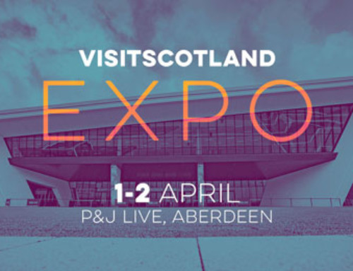 Invitation and Fam trip for VisitScotland Expo 1-2 April