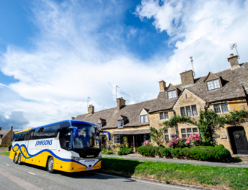 Johnsons Coaches publishes new Covid-19 safety procedures for groups