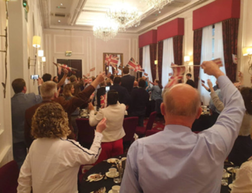 Comedy afternoon tea experience comes to London