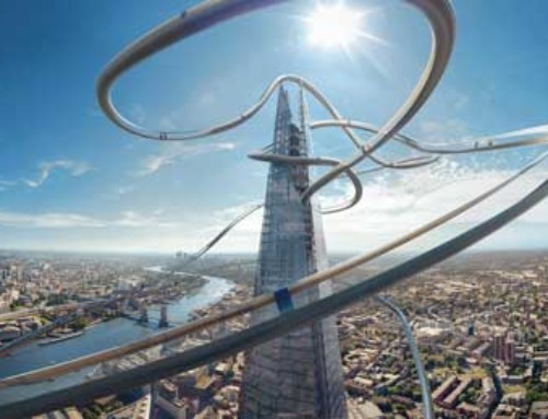 Virtual Reality Experience at The View from The Shard
