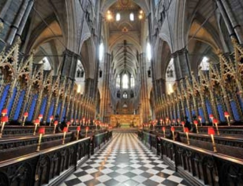 Westminster Abbey welcomes groups on 750th anniversary