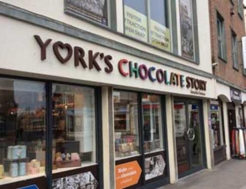 Bespoke handmade KitKat experience at York's Chocolate Story