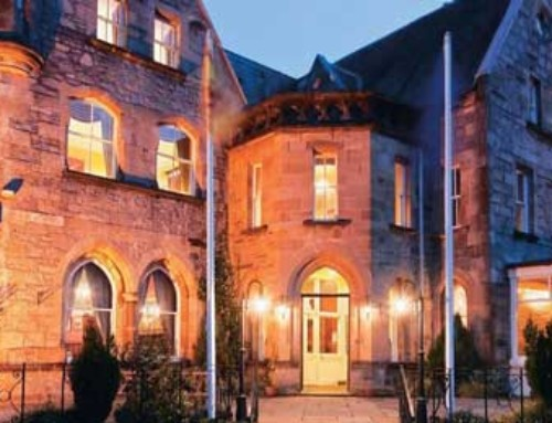 Festive offers from Crieff Hydro
