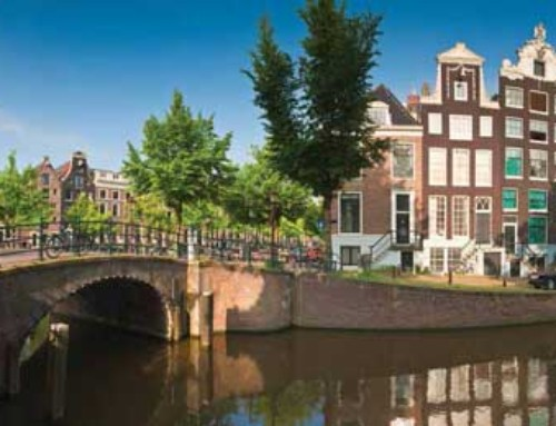 Amsterdam mini cruises from DFDS