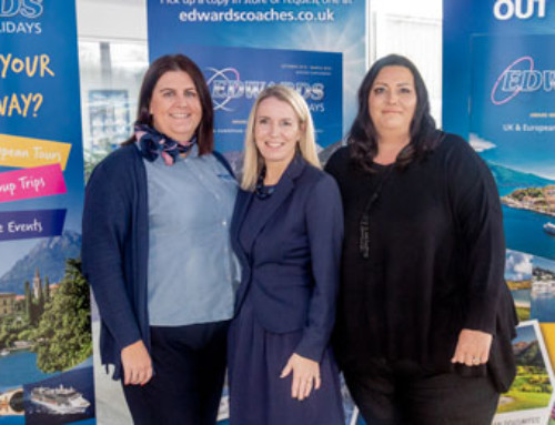 Edwards rebrands school tours operation